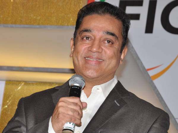 Kamal Hassan Speaks...