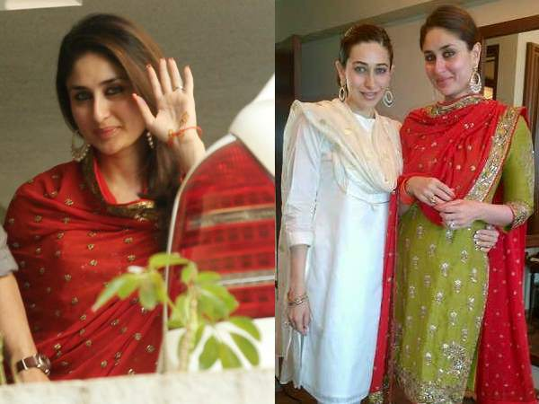 Kareena's Post Marriage Dress