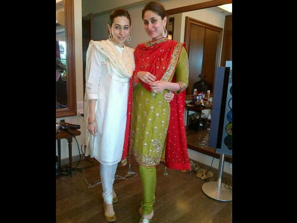 Karisma With Kareena Kapoor