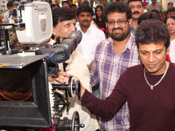 Shivaraj Kumar At The Sweety Movie Launch