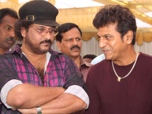 Ravichandran And Shivaraj Kumar