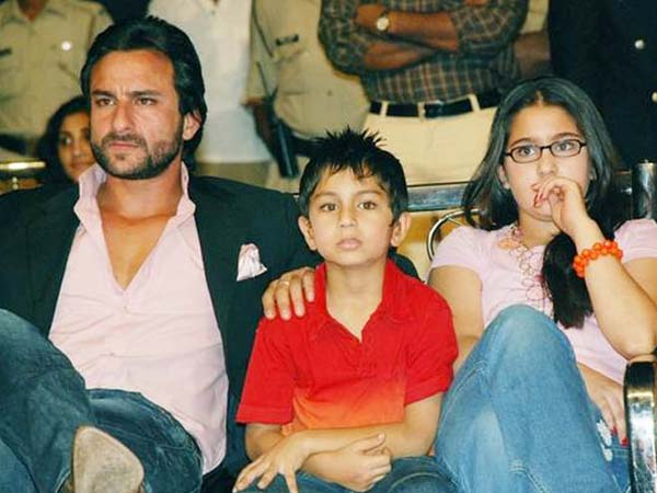 SEE PICTURES: Amrita Singh's son Ibrahim very happy for ... Saif Ali Khan Wife And Kids