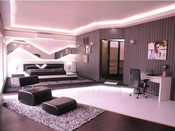 Salman's Living Room In The Bigg Boss