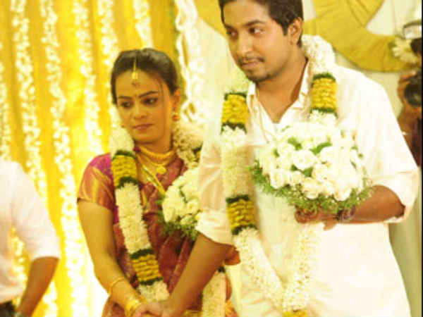 Vineeth-Divya get married