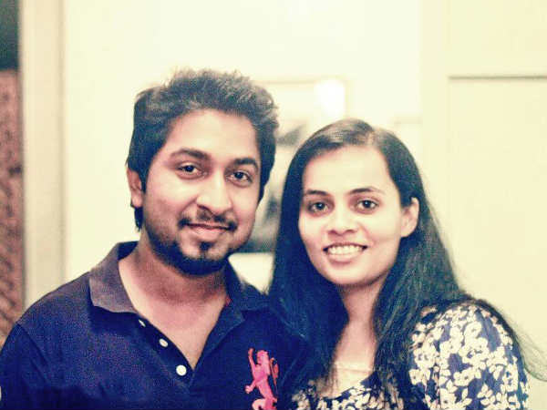 Vineeth-Divya courtship
