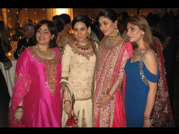 Kareena With Karisma, Riddhima