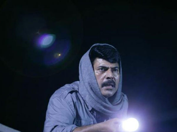 Mammootty In Jawan of Vellimala