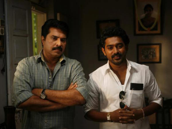 Mammootty And Asif Ali