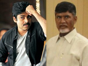 Pawan and Chandrababu