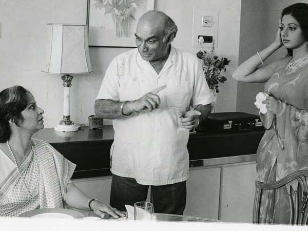 Unseen Pictures Of Yash Chopra