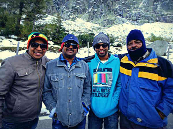 Topiwala Crew In Swiss