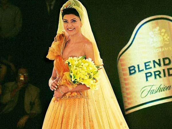 Sushmita On Ramp