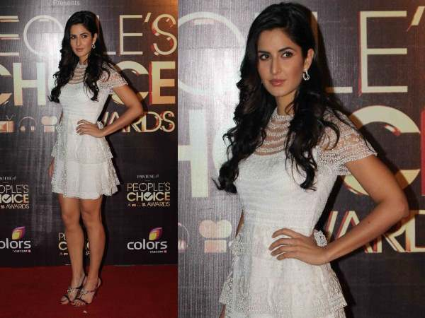 Katrina At People's Choice Awards