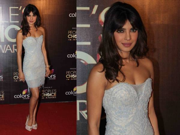 Priyanka At People's Choice Awards