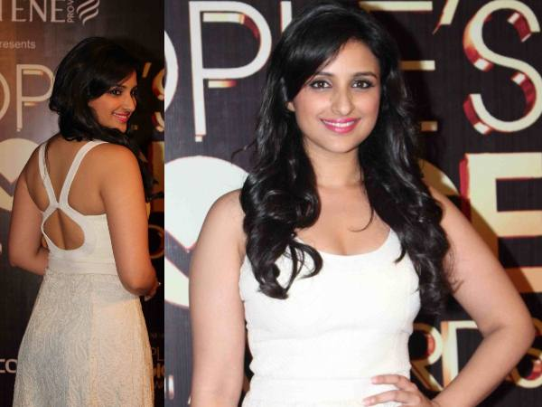 Parineeti At People's Choice Awards