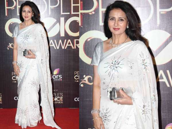 Poonam At People's Choice Awards