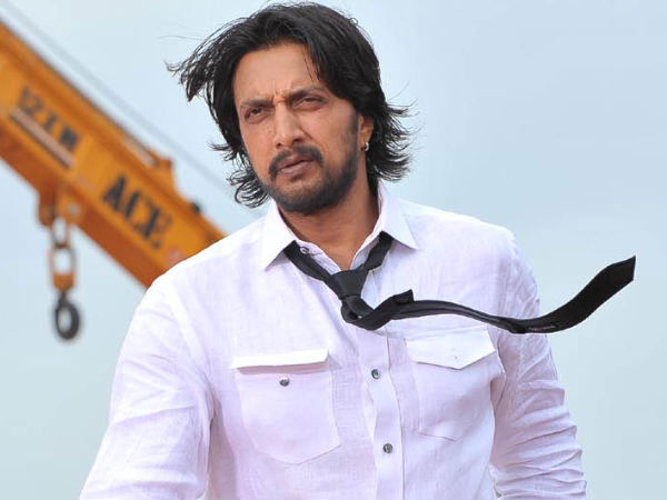 Sudeep hairstyle images hd