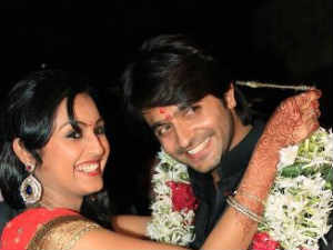 Ashish Sharma and  Archana Taide