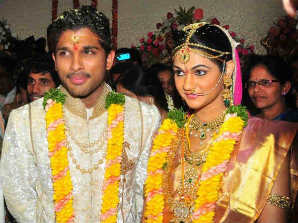 Tollywood Love Marriage Vishnu Allu Arjun Ram Charan