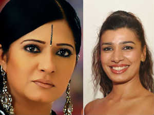 Usha Bachchani and Mink Brar