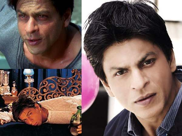 Shahrukh In Intense Roles