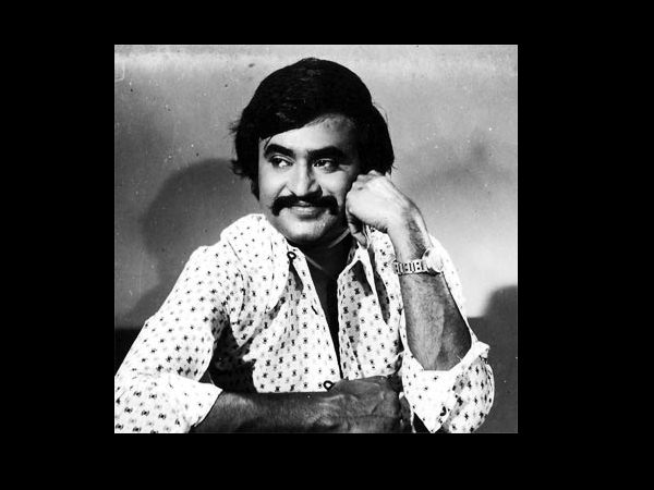 Rajini's Picture From His 70s Movies