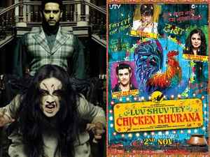 1920 Evil Returns and Luv Shuv Tey Chicken Khurana