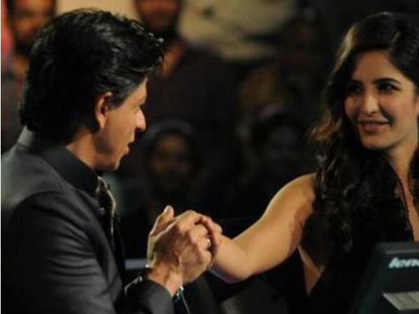 Shahrukh | Katrina | Pictures | Kaun Banega Crorepati 6 - Filmibeat
