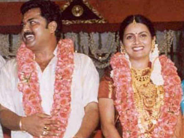 Pictures Famous Mollywood Weddings In Recent Times