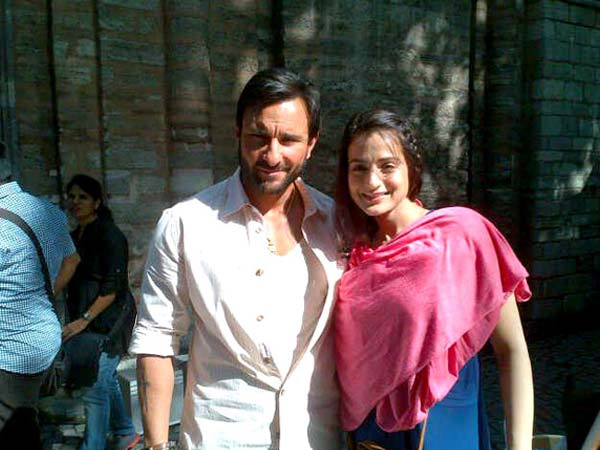 Saif And Ameesha