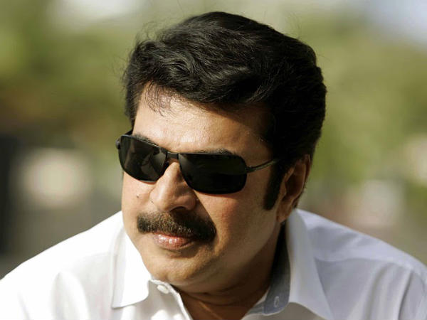 Mammootty Fits All Roles