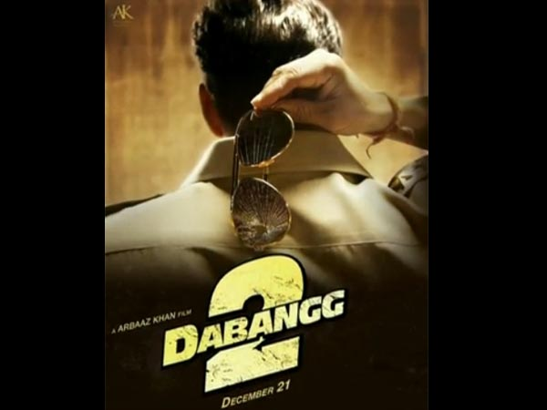 Still from Dabangg 2