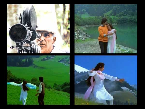 Yash Chopra Romantic | Favourite Switzerland | Jab Tak Hai ... Anil Kapoor Son
