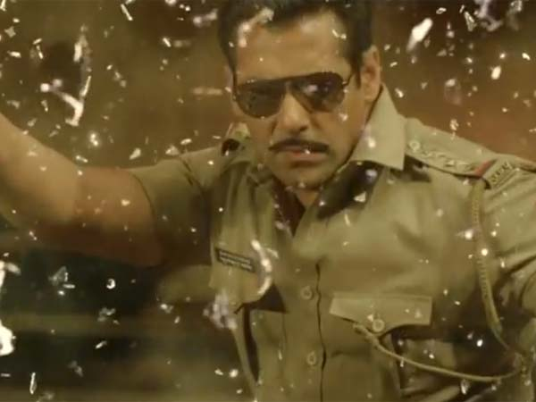 Salman In Action