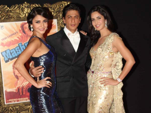 SRK And His Leading Ladies Of JTHJ