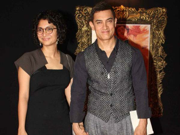 Aamir Khan And His Wife