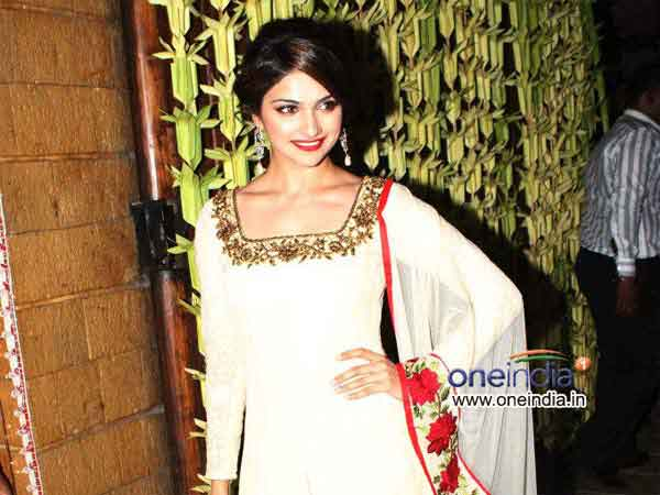 Prachi Desai Looks Cute