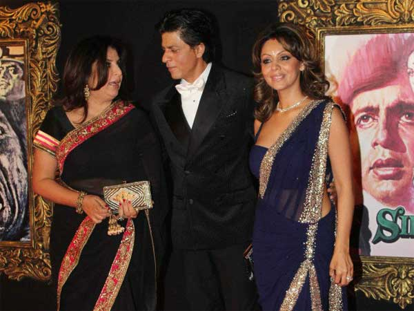 SRK And Gauri Looks Classy