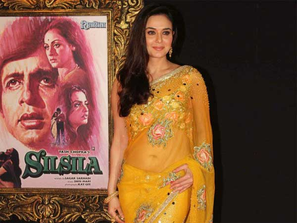 Preity Zinta Looks Million Bucks
