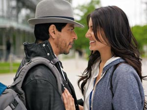 Still from Jab Tak Hai Jaan