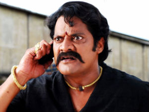 Actor Ravishankar injured on Sudeep's Bachchan sets