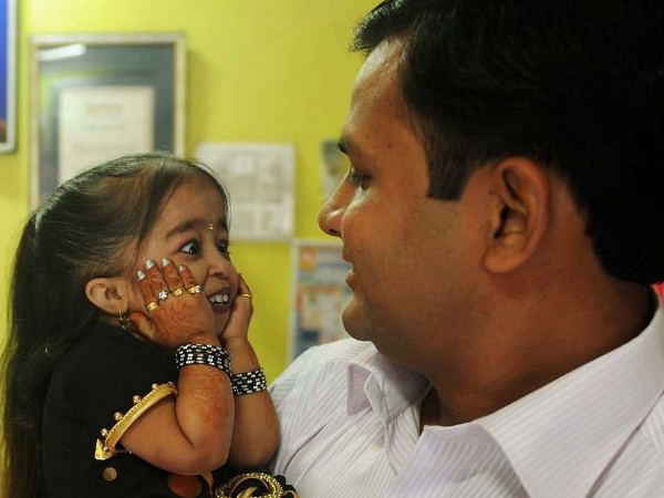 Jyoti Amge, The Smallest In The World