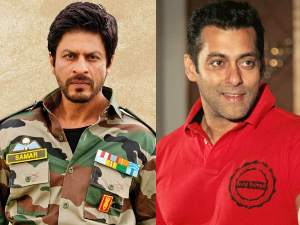 Shahrukh slams reports of patch up with Salman