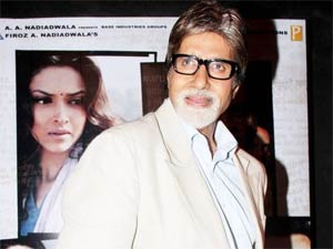 Amitabh Bachchan honoured by Australian Government