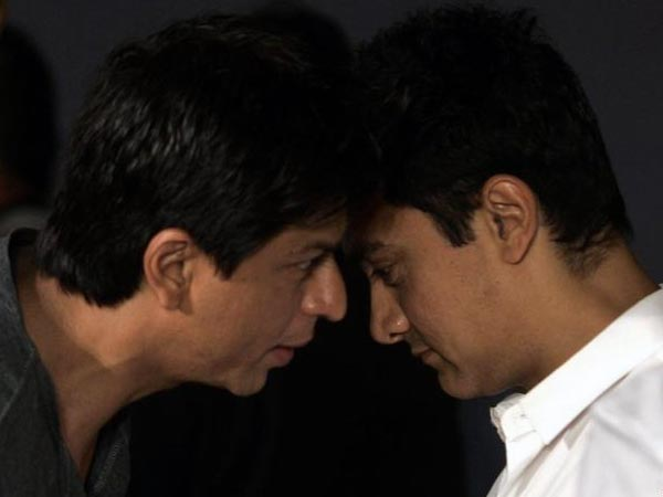 I Have A Lot Of Respect For Shahrukh: Aamir