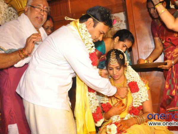 Jyothi Krishna Marries Aishwarya