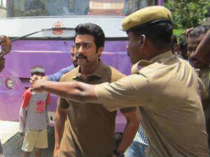 It's Hollywood baddie for Surya in Singam 2