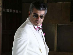 Ajith ready for second innings in Bollywood?
