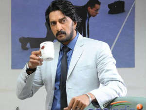 Sudeep's Bachchan satellite rights sold for a fancy price