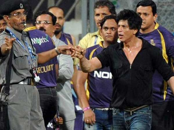 Shahrukh Khan Wankhede incident: